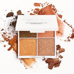 Vitamin Infused Eyeshadow Camo Travel Palette